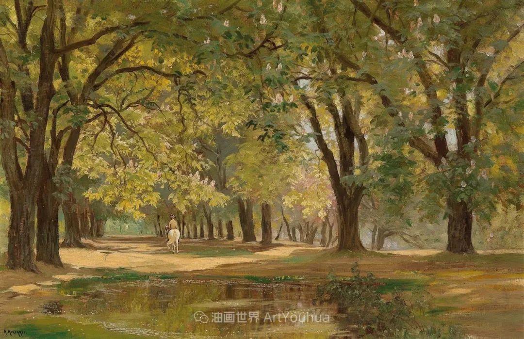 一派宁静秀丽的乡村景色,令人陶醉的色彩!插图81
