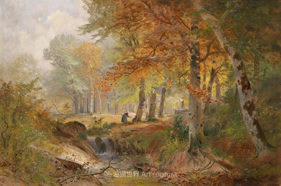一派宁静秀丽的乡村景色,令人陶醉的色彩!插图87