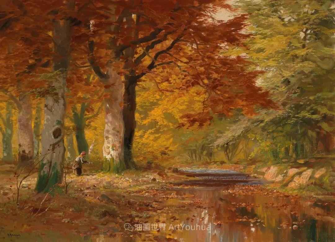 一派宁静秀丽的乡村景色,令人陶醉的色彩!插图91