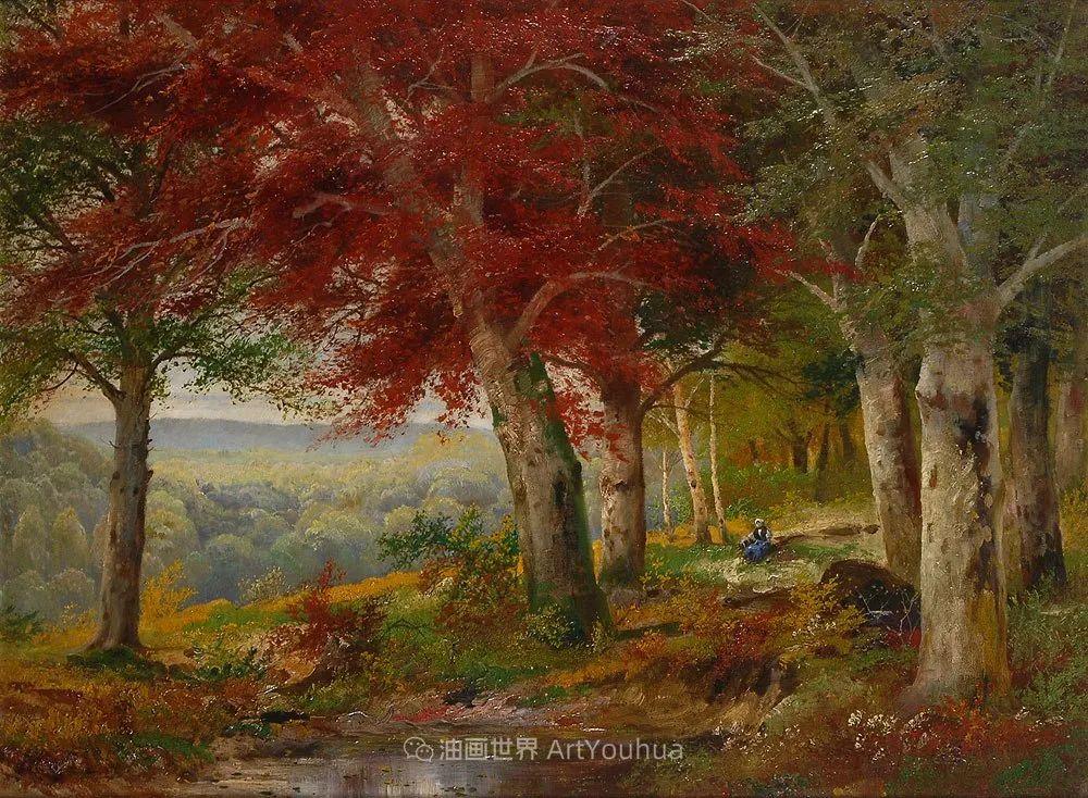 一派宁静秀丽的乡村景色,令人陶醉的色彩!插图93