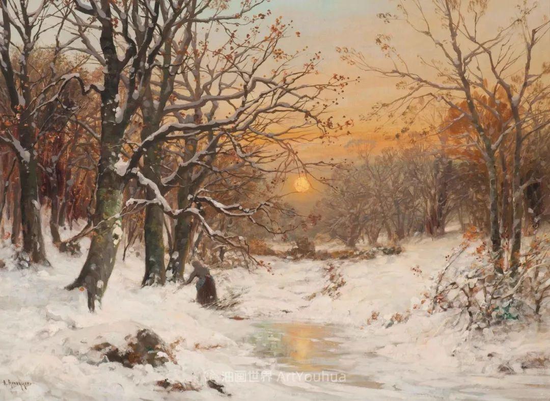 一派宁静秀丽的乡村景色,令人陶醉的色彩!插图105