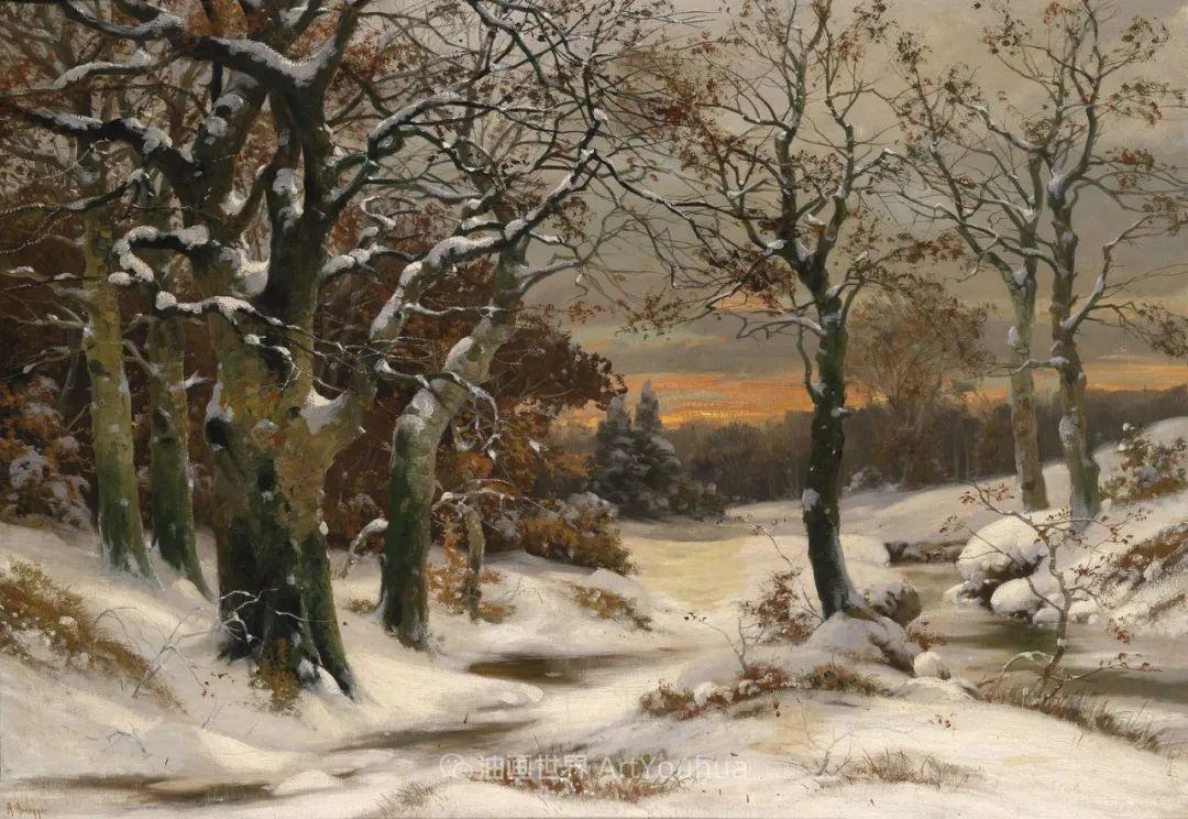 一派宁静秀丽的乡村景色,令人陶醉的色彩!插图107