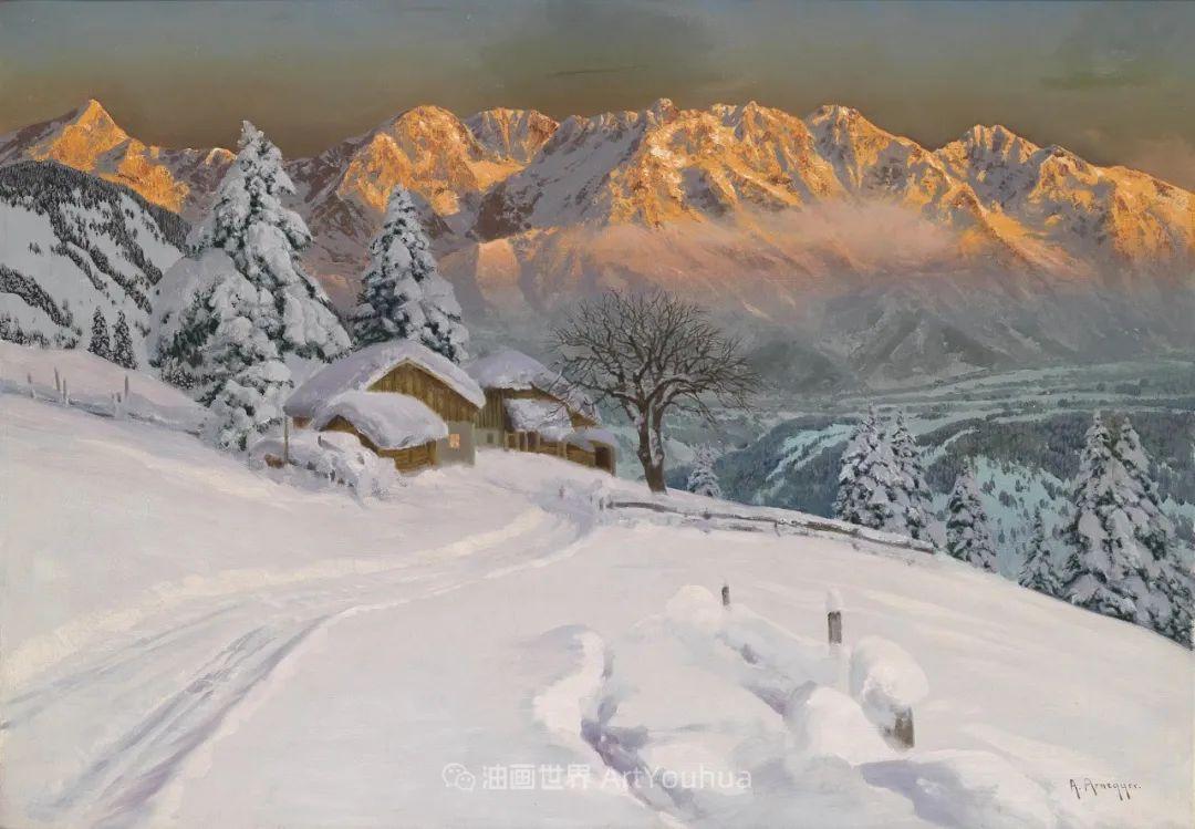 一派宁静秀丽的乡村景色,令人陶醉的色彩!插图109