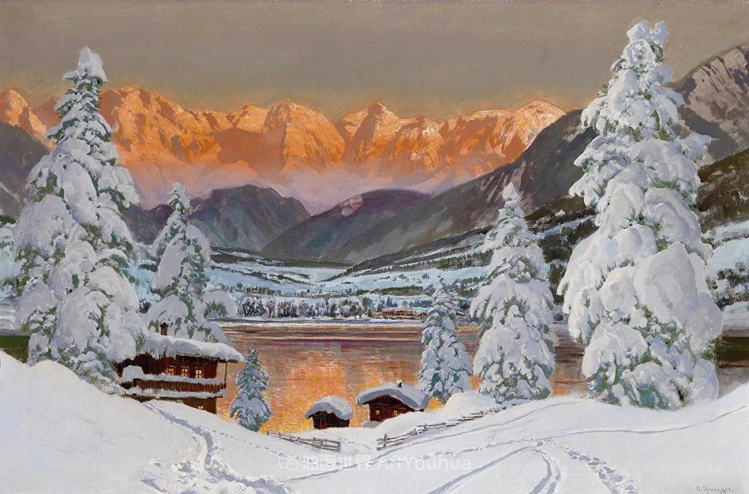 一派宁静秀丽的乡村景色,令人陶醉的色彩!插图111