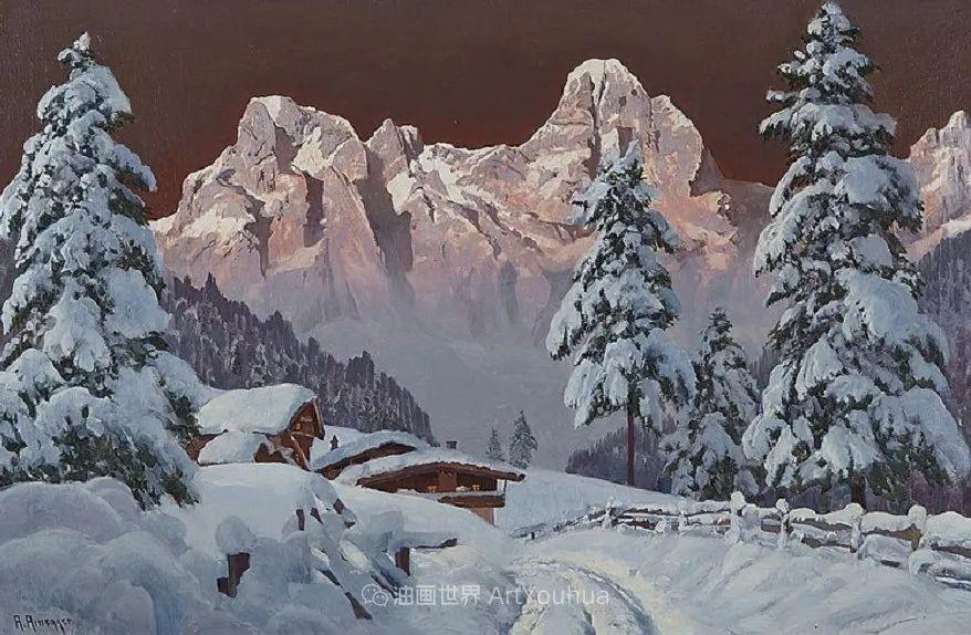 一派宁静秀丽的乡村景色,令人陶醉的色彩!插图115