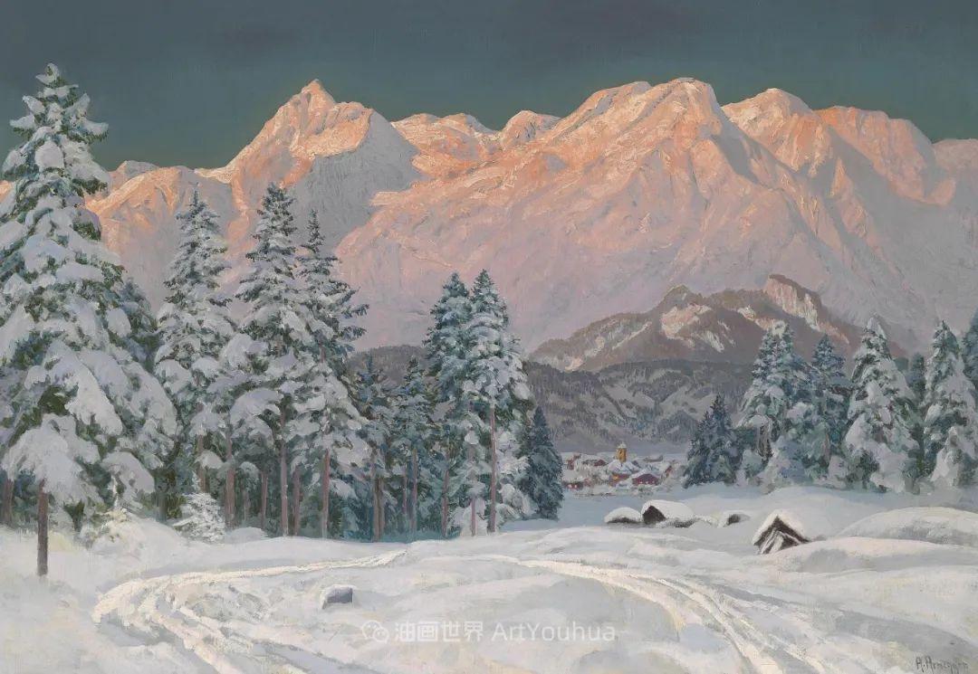 一派宁静秀丽的乡村景色,令人陶醉的色彩!插图121
