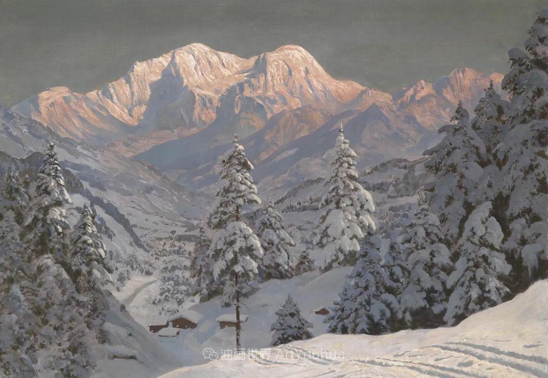 一派宁静秀丽的乡村景色,令人陶醉的色彩!插图123