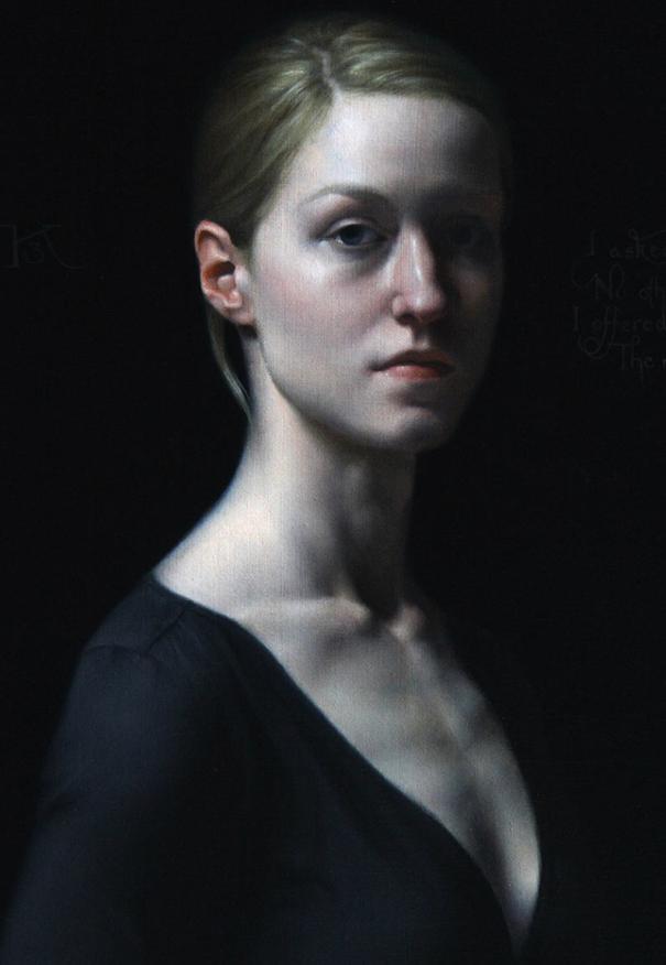 细致入微的静物与肖像,加拿大女画家凯瑟琳·斯通插图3