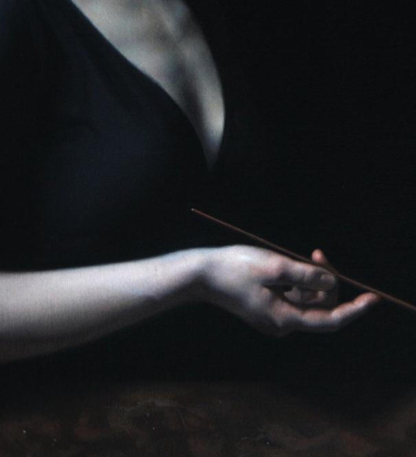 细致入微的静物与肖像,加拿大女画家凯瑟琳·斯通插图5