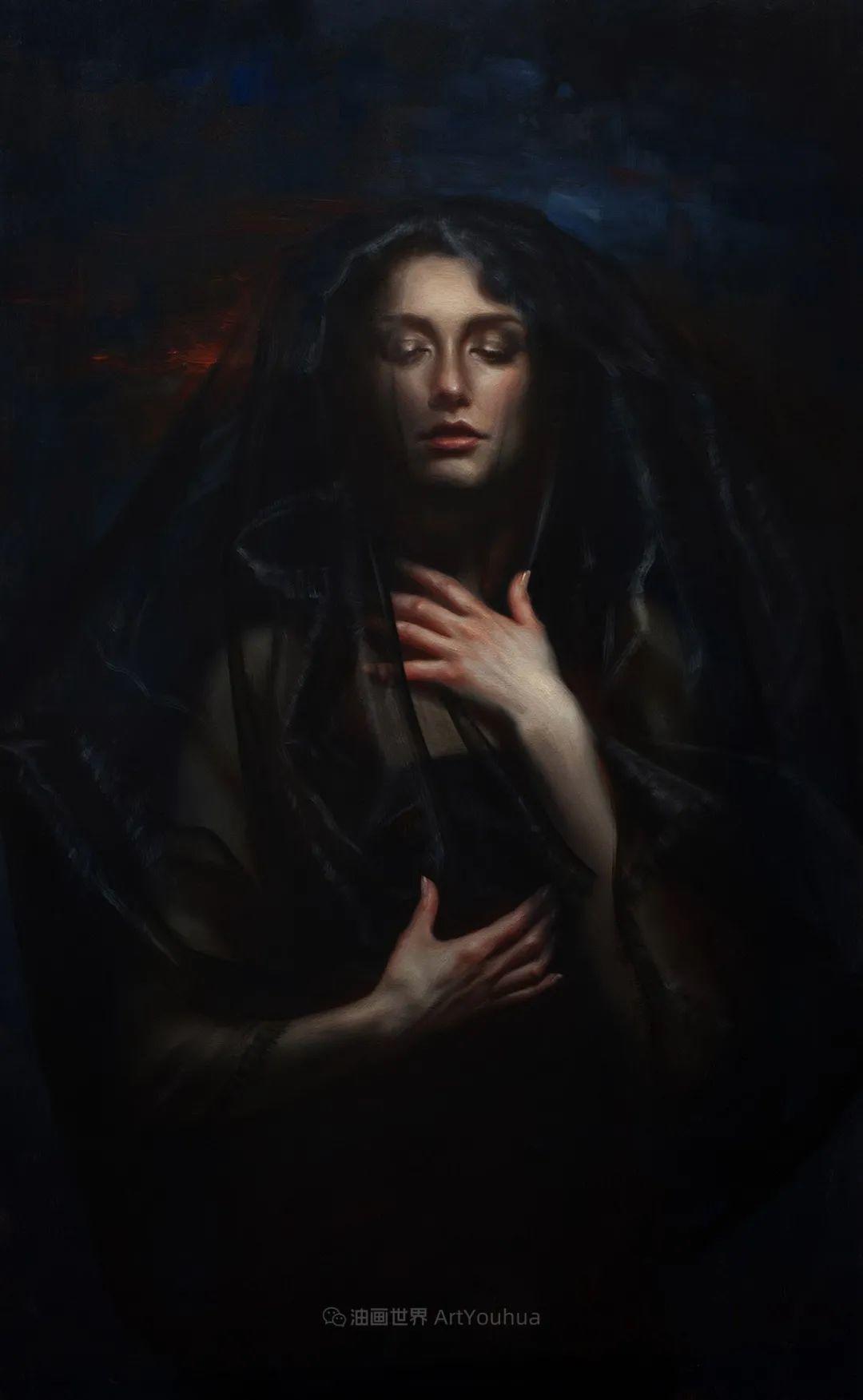 细致入微的静物与肖像,加拿大女画家凯瑟琳·斯通插图11