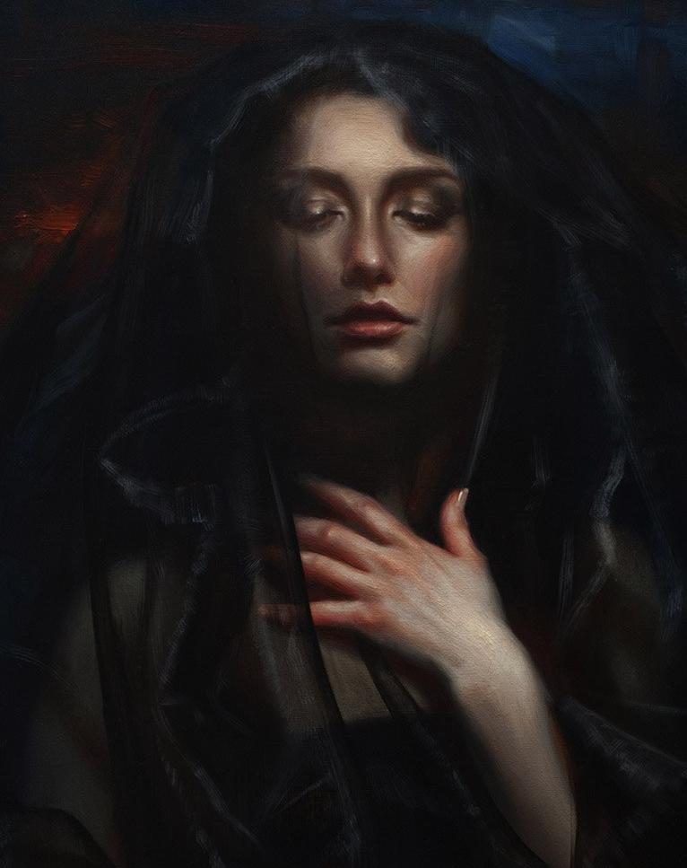 细致入微的静物与肖像,加拿大女画家凯瑟琳·斯通插图13