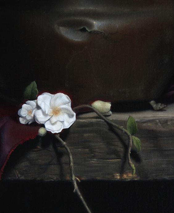细致入微的静物与肖像,加拿大女画家凯瑟琳·斯通插图17