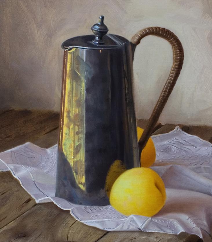 细致入微的静物与肖像,加拿大女画家凯瑟琳·斯通插图21