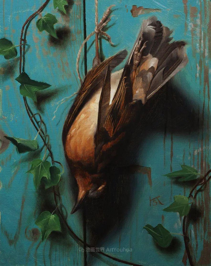 细致入微的静物与肖像,加拿大女画家凯瑟琳·斯通插图25