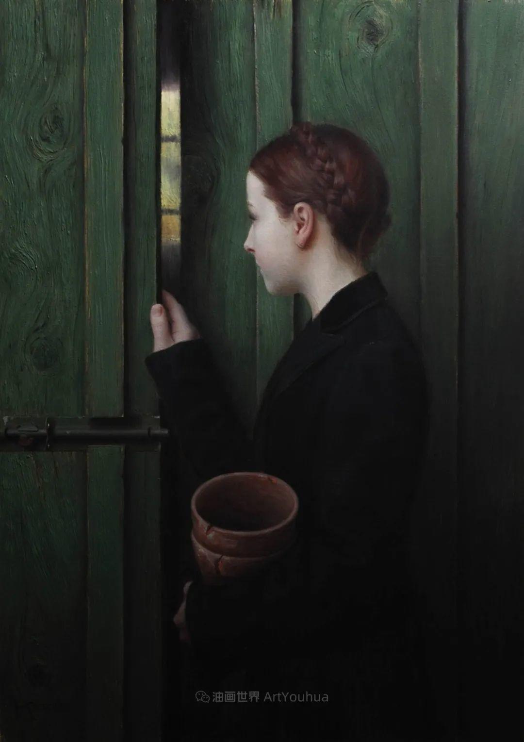 细致入微的静物与肖像,加拿大女画家凯瑟琳·斯通插图31