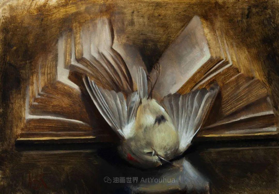 细致入微的静物与肖像,加拿大女画家凯瑟琳·斯通插图47