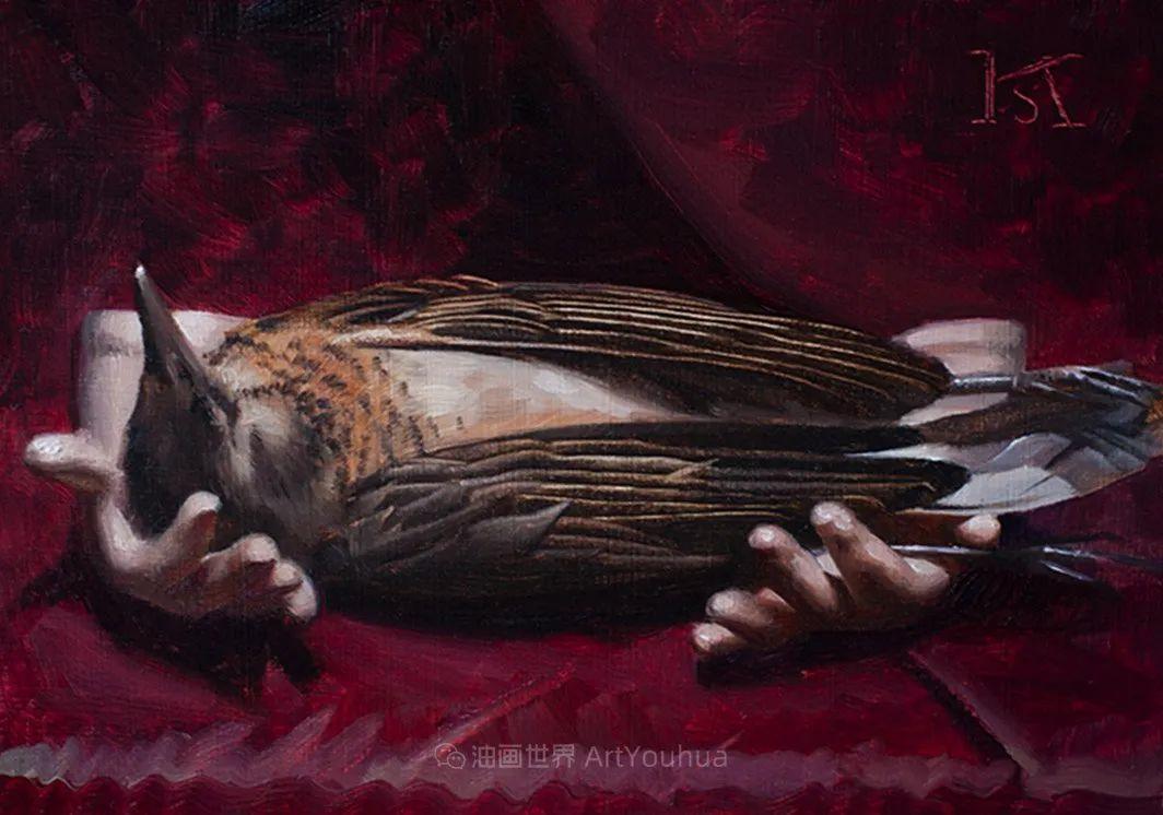 细致入微的静物与肖像,加拿大女画家凯瑟琳·斯通插图51