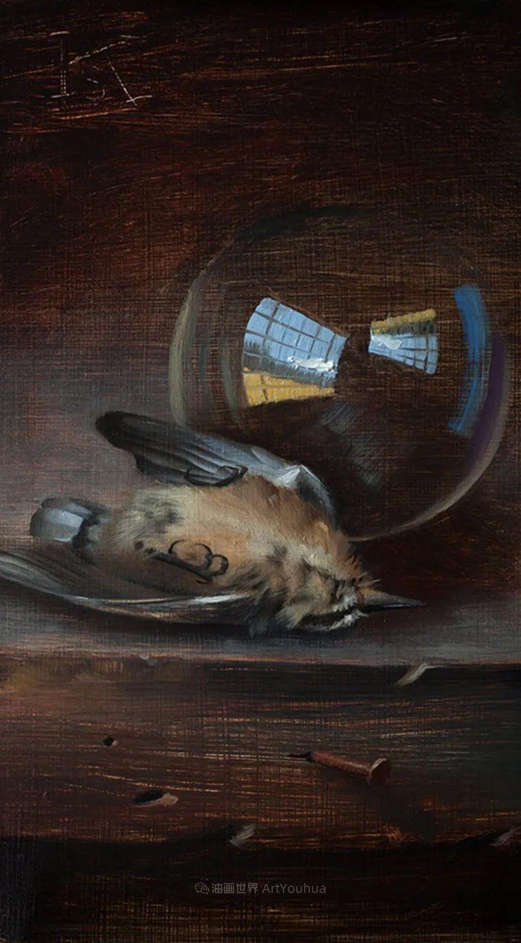 细致入微的静物与肖像,加拿大女画家凯瑟琳·斯通插图53