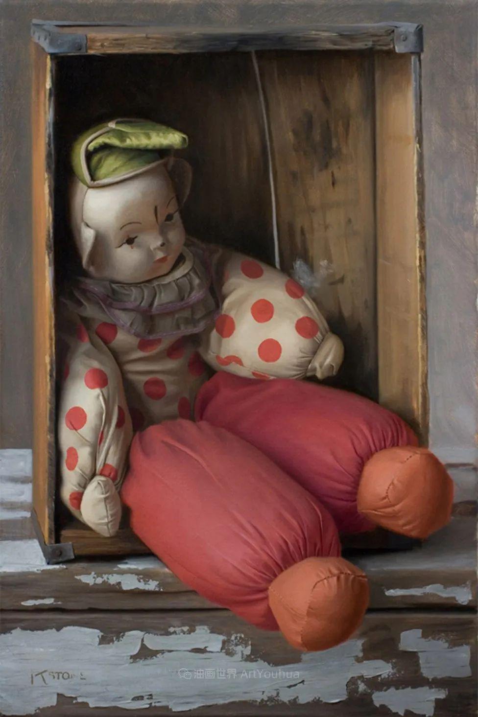 细致入微的静物与肖像,加拿大女画家凯瑟琳·斯通插图65