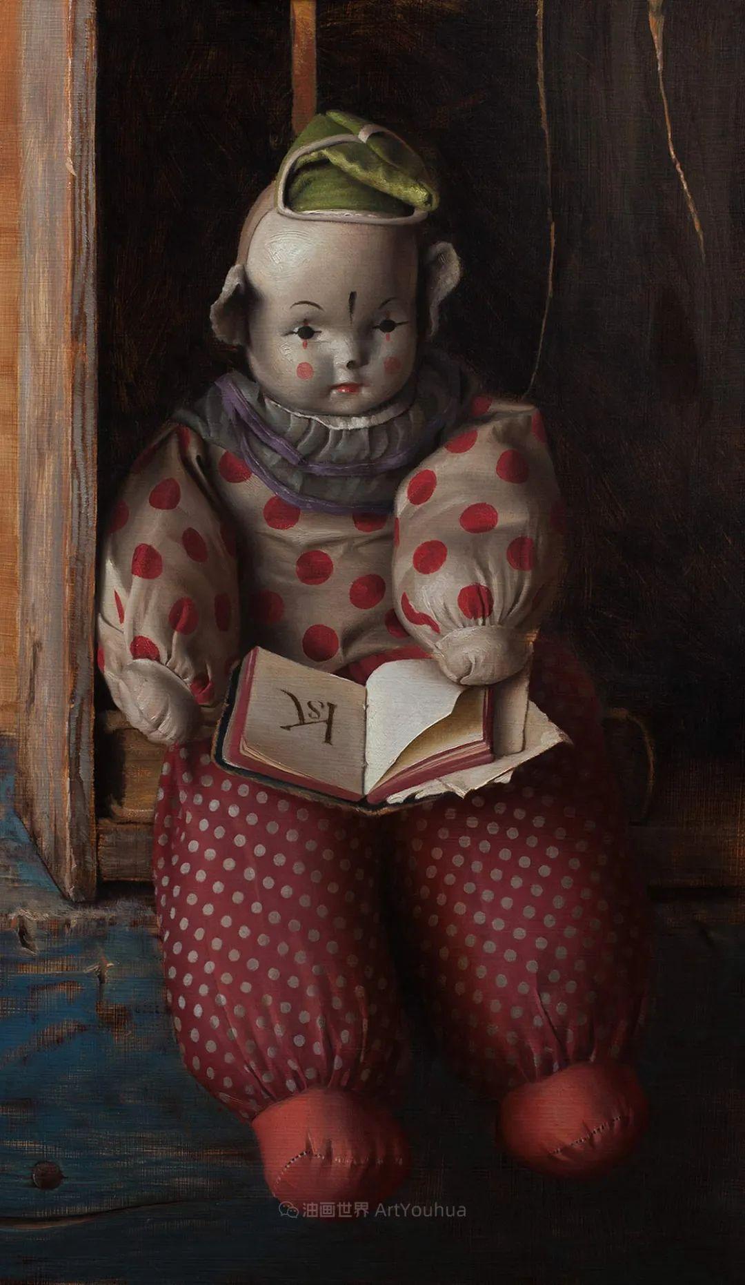 细致入微的静物与肖像,加拿大女画家凯瑟琳·斯通插图67