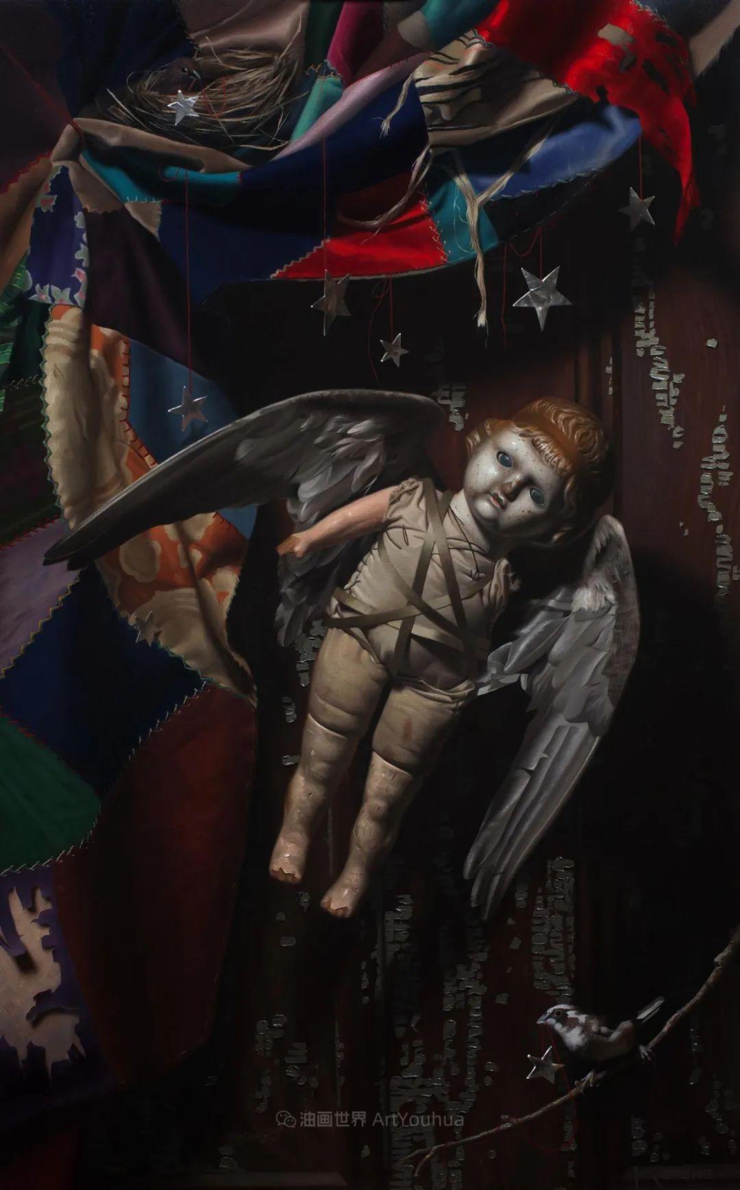 细致入微的静物与肖像,加拿大女画家凯瑟琳·斯通插图69