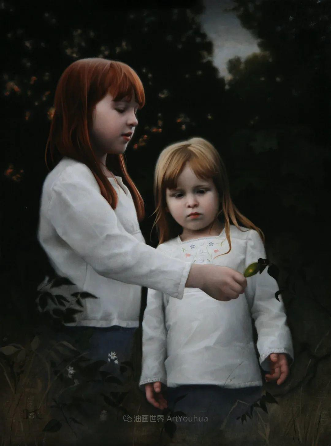 细致入微的静物与肖像,加拿大女画家凯瑟琳·斯通插图71