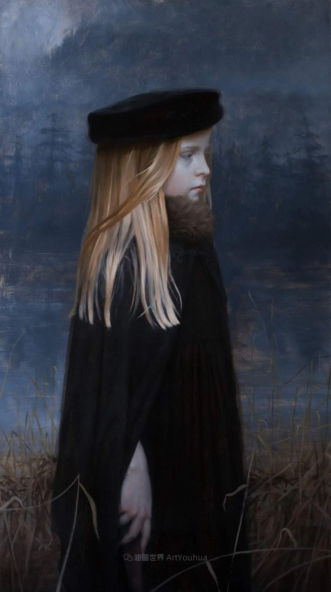 细致入微的静物与肖像,加拿大女画家凯瑟琳·斯通插图77