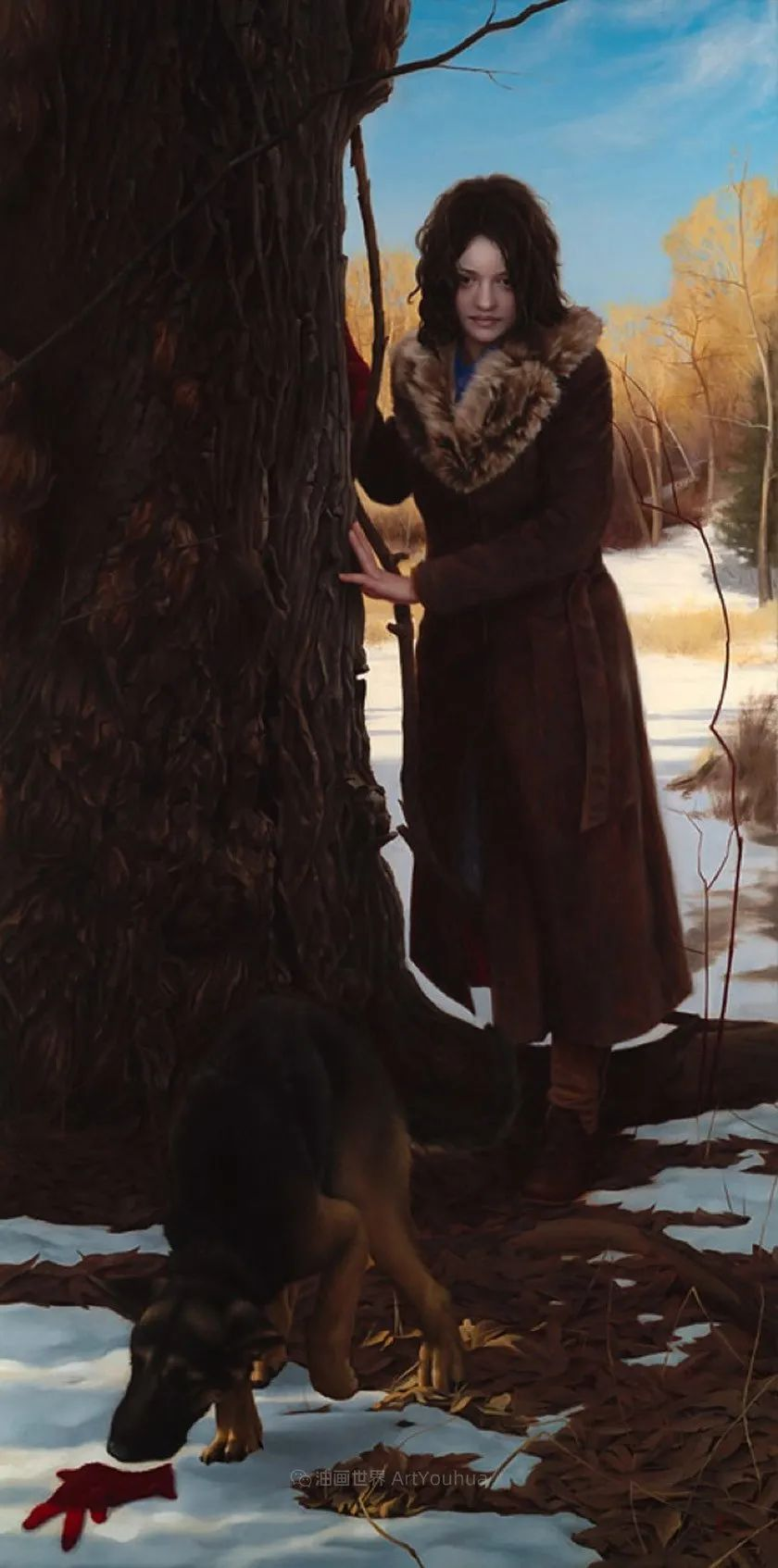 细致入微的静物与肖像,加拿大女画家凯瑟琳·斯通插图81