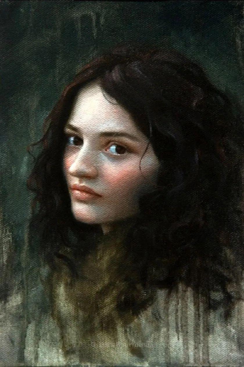 细致入微的静物与肖像,加拿大女画家凯瑟琳·斯通插图85