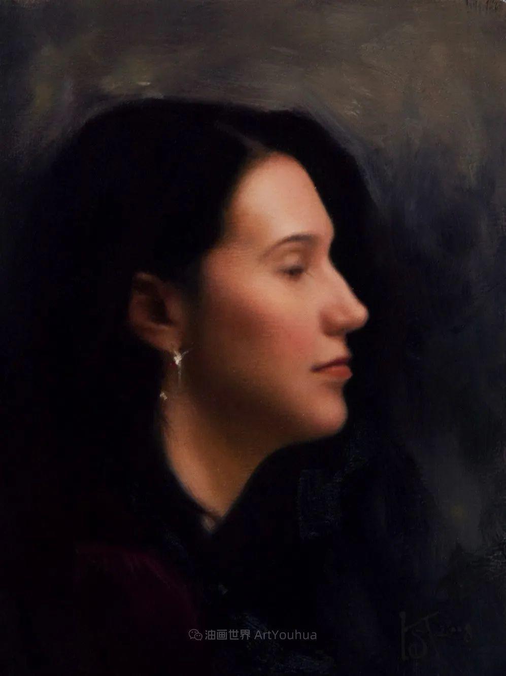 细致入微的静物与肖像,加拿大女画家凯瑟琳·斯通插图87