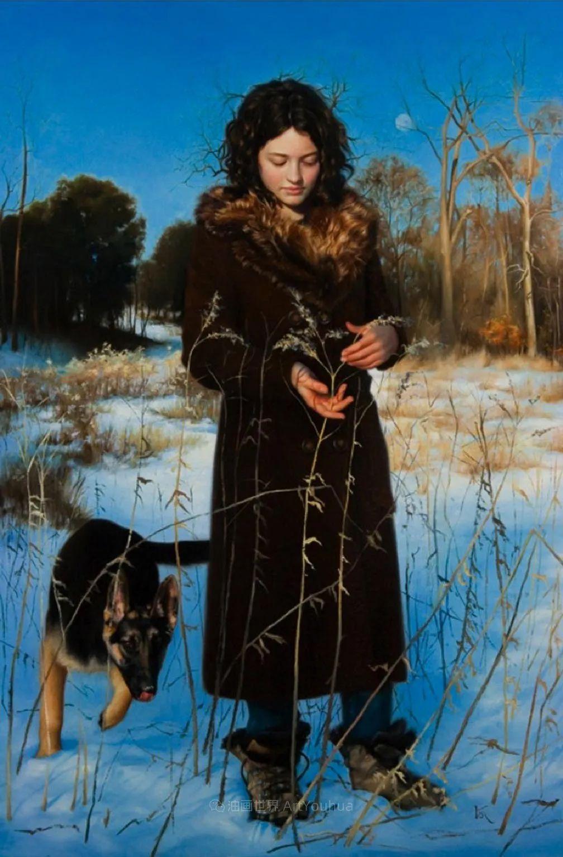 细致入微的静物与肖像,加拿大女画家凯瑟琳·斯通插图89