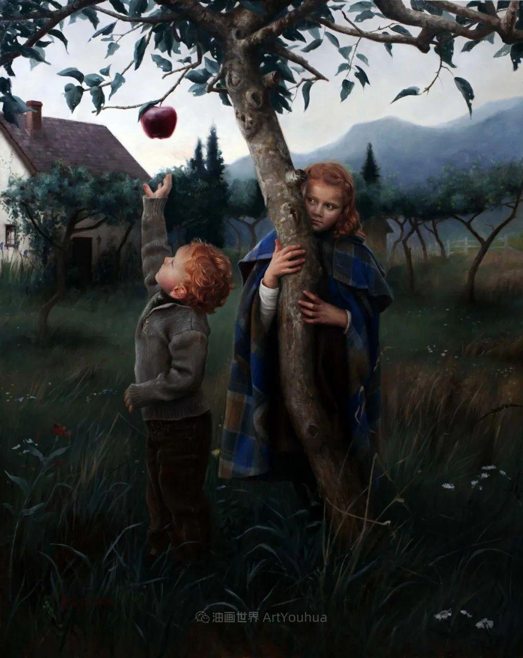细致入微的静物与肖像,加拿大女画家凯瑟琳·斯通插图91
