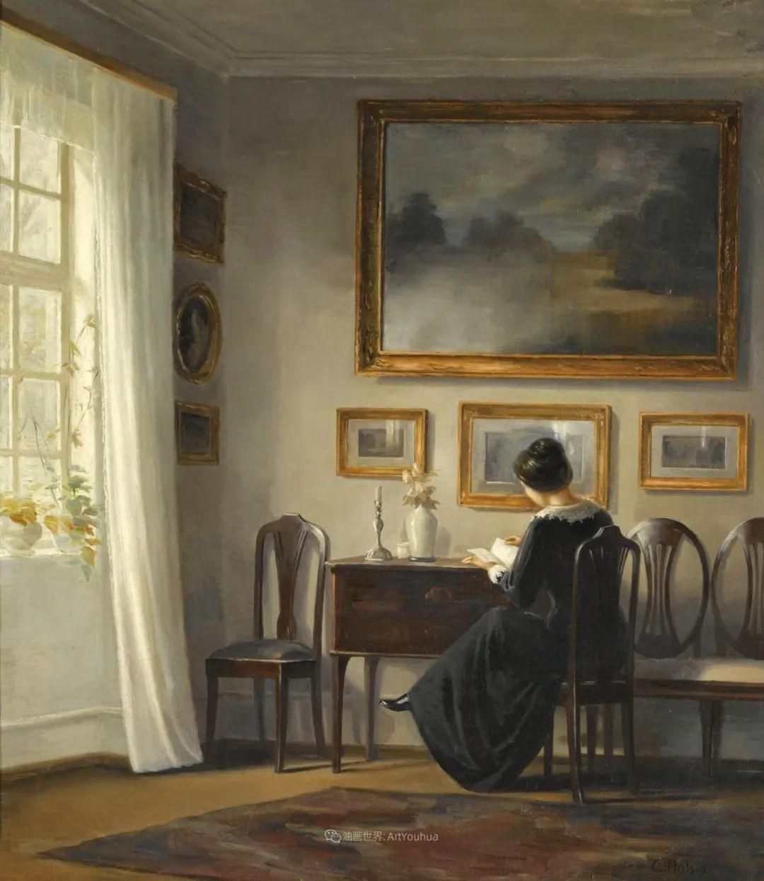 看书的女人最美丽,那一刻全世界都安静了!插图15