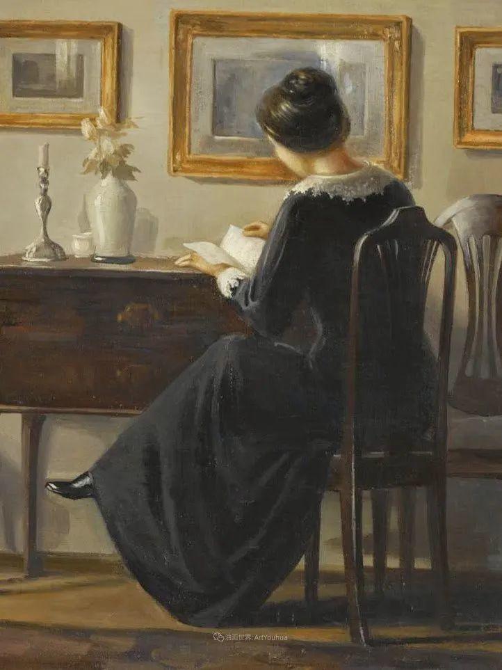 看书的女人最美丽,那一刻全世界都安静了!插图17