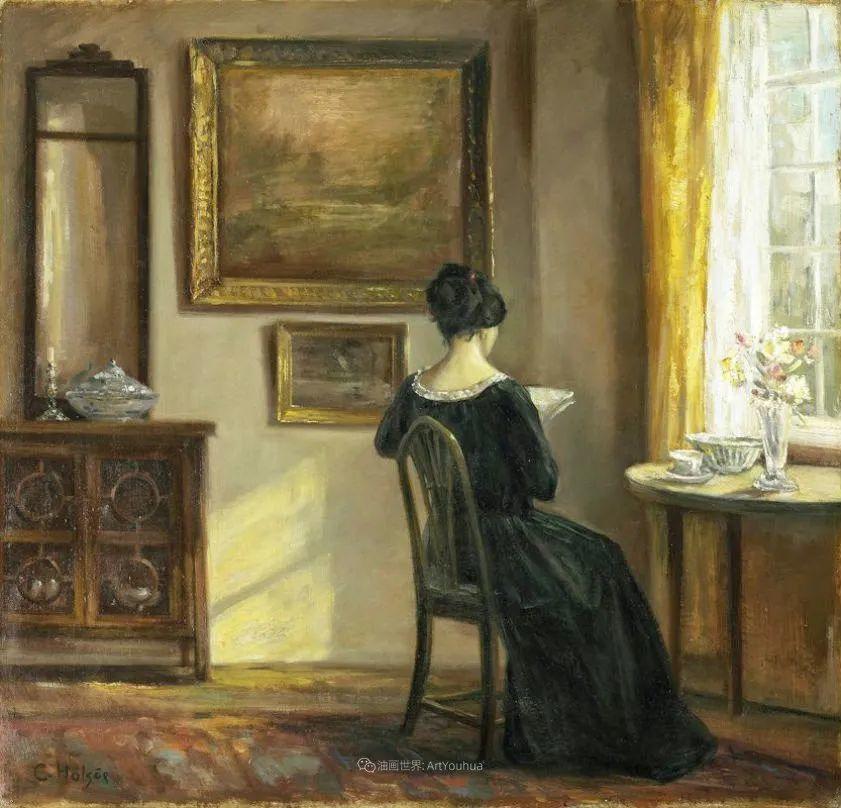 看书的女人最美丽,那一刻全世界都安静了!插图19