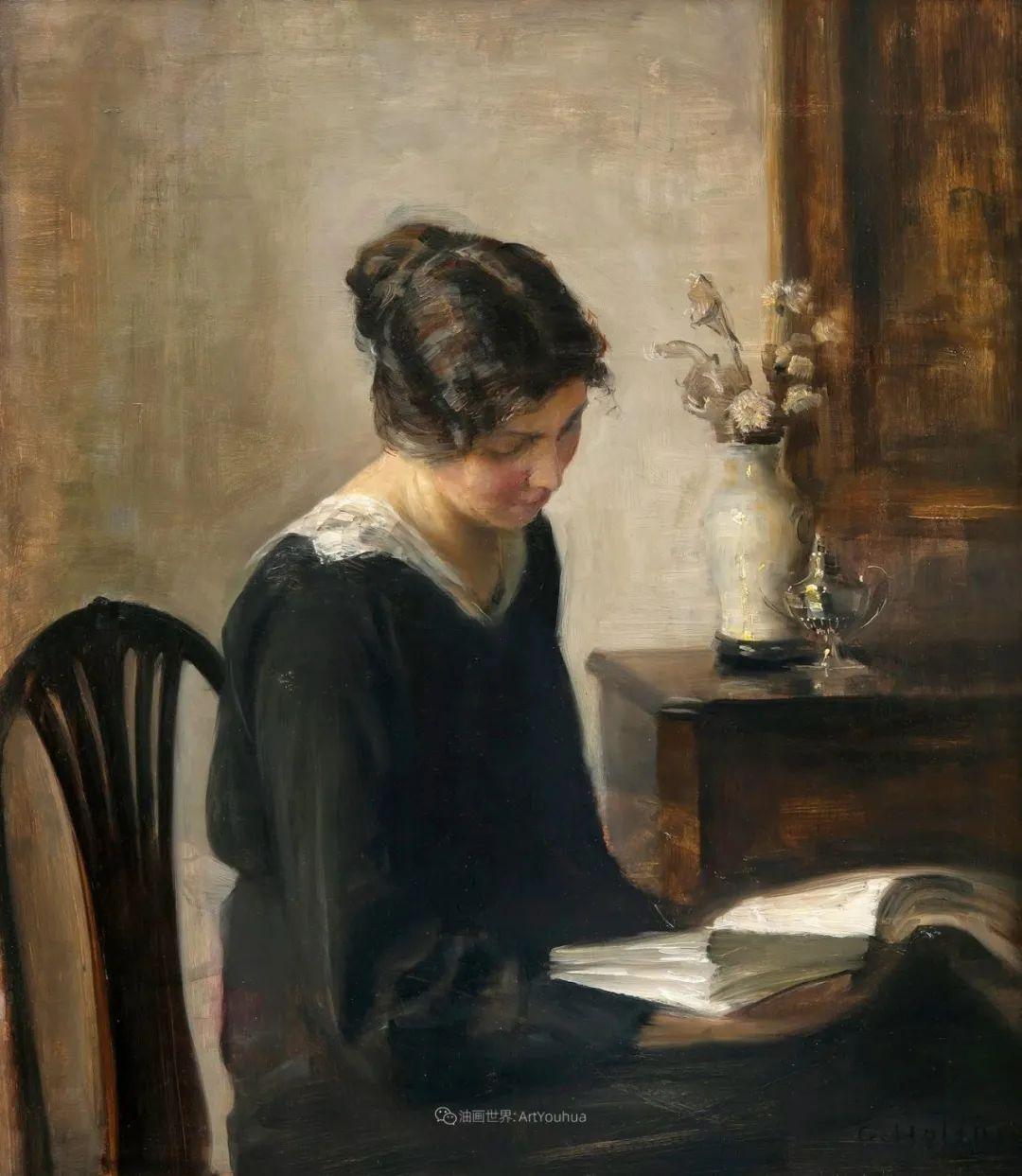 看书的女人最美丽,那一刻全世界都安静了!插图25