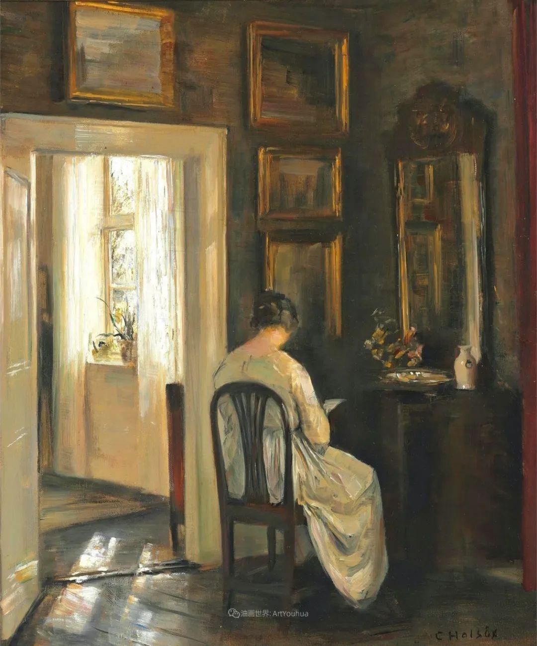 看书的女人最美丽,那一刻全世界都安静了!插图35