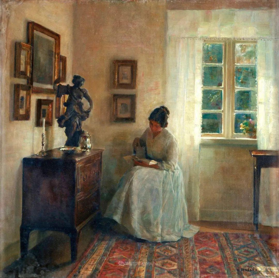 看书的女人最美丽,那一刻全世界都安静了!插图39