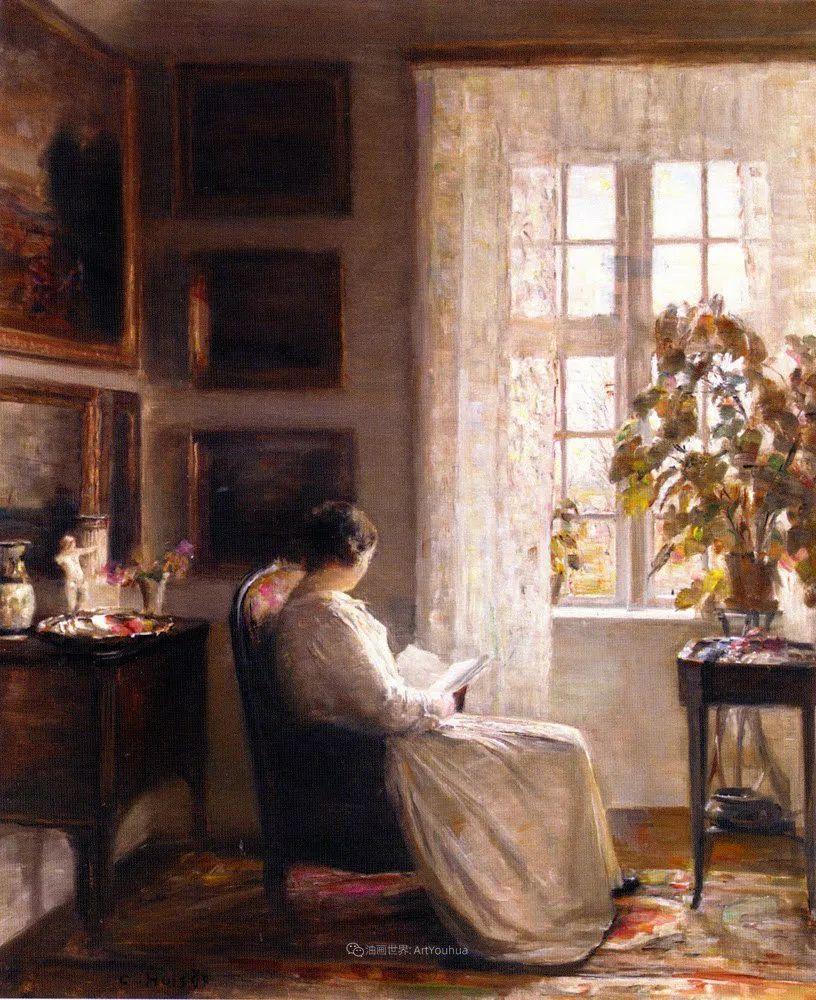 看书的女人最美丽,那一刻全世界都安静了!插图45