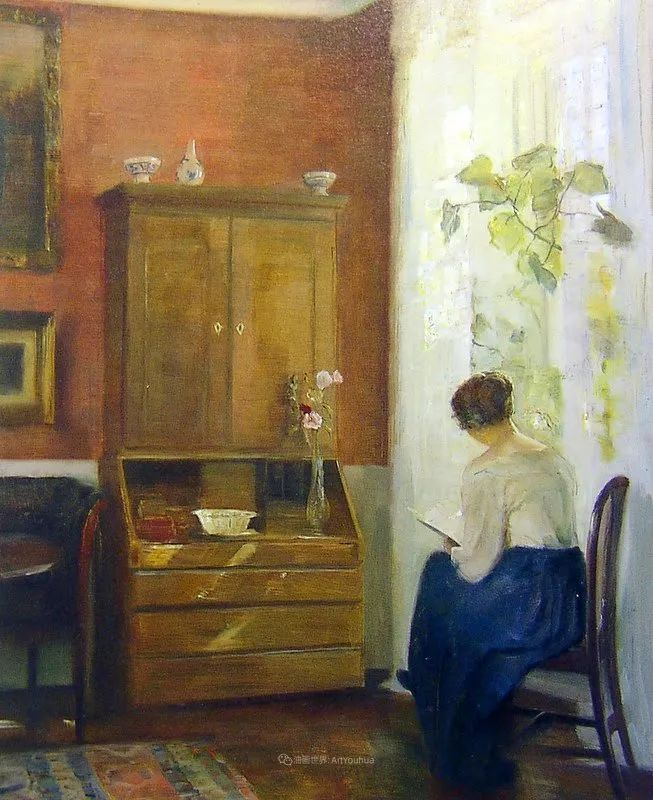 看书的女人最美丽,那一刻全世界都安静了!插图47
