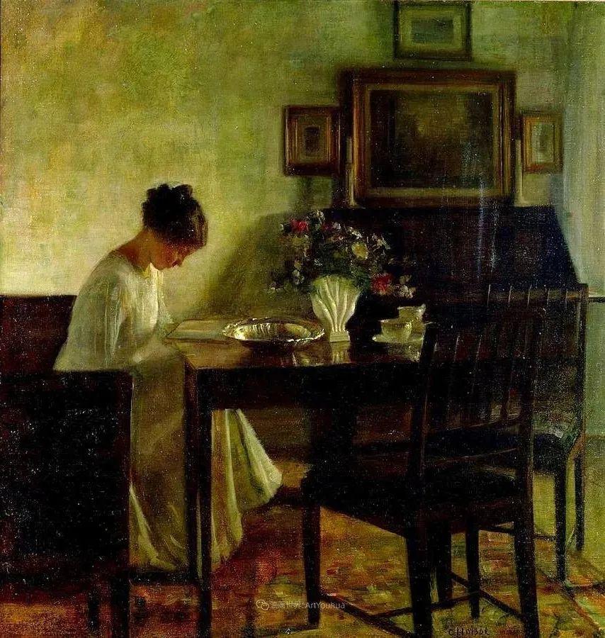 看书的女人最美丽,那一刻全世界都安静了!插图63