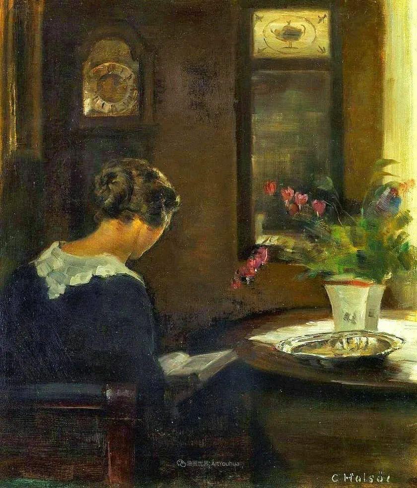 看书的女人最美丽,那一刻全世界都安静了!插图65