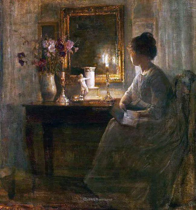 看书的女人最美丽,那一刻全世界都安静了!插图67