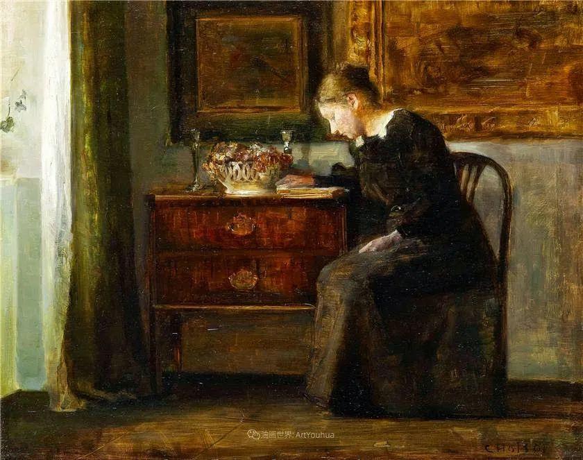 看书的女人最美丽,那一刻全世界都安静了!插图69