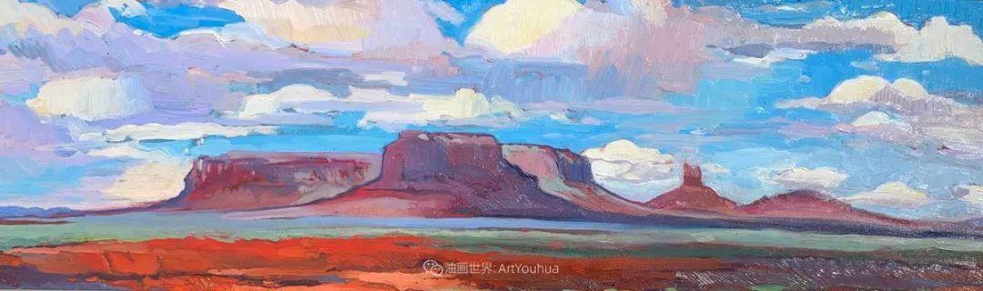 充满活力的构图,美国画家柯蒂斯·韦德插图77