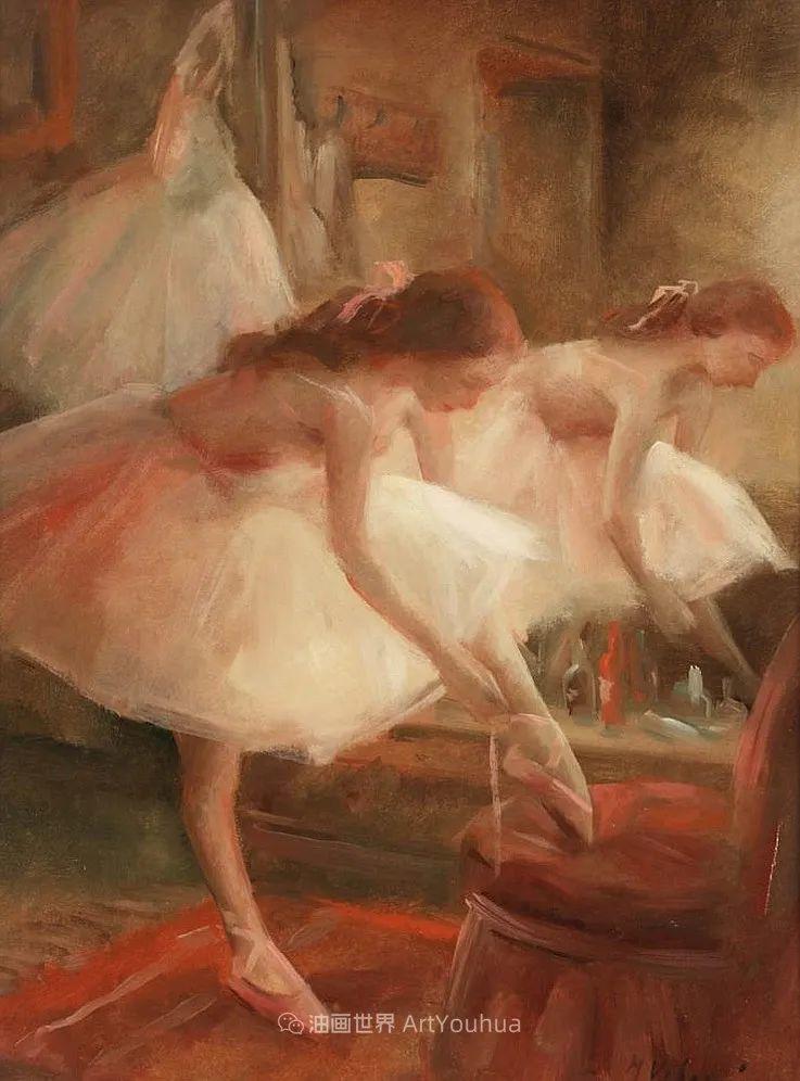 如梦如幻的芭蕾舞者,好唯美!插图9