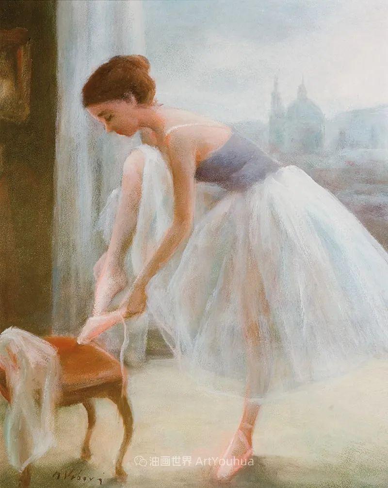 如梦如幻的芭蕾舞者,好唯美!插图11