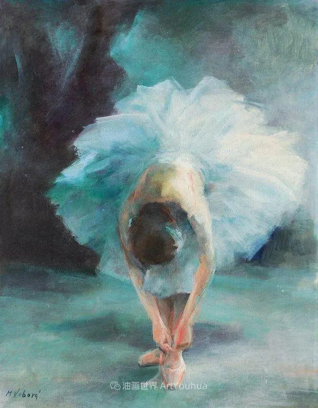 如梦如幻的芭蕾舞者,好唯美!插图13
