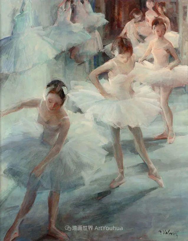如梦如幻的芭蕾舞者,好唯美!插图19