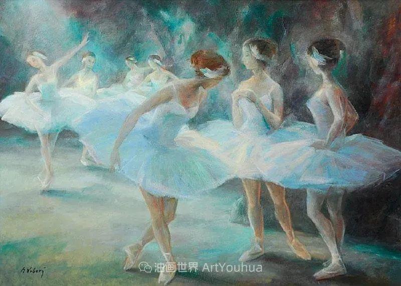 如梦如幻的芭蕾舞者,好唯美!插图25
